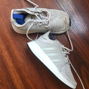 Kids Adidas sneakers Size 8